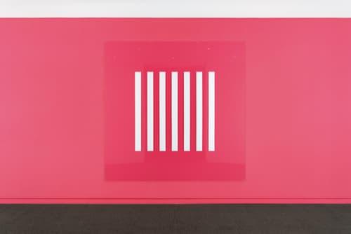 Daniel Buren ging op zoek naar de nulgraad van schilderkunst. Het resultaat? Een opeenvolging van verticale stroken.